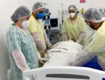 Hospital da Mulher completa um ano de enfrentamento à Covid-19