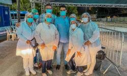 A Prefeitura de Maceió recebeu hoje(31) 24.100 novas doses da vacina