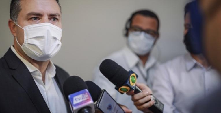 Vacinação dos profissionais das Forças de Segurança Pública começará na próxima semana