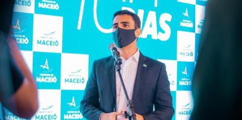 Prefeito JHC apresenta avanços dos 100 dias de gestão