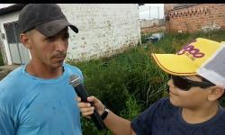 REPÓRTER MIRIM ENTREVISTA MURI LÍDER COMUNITÁRIO