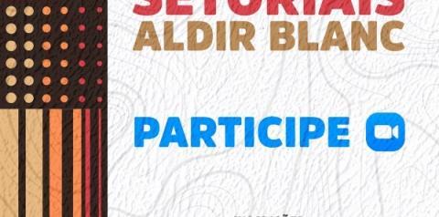 Secult convoca representantes culturais para discutir implementação da Lei Aldir Blanc