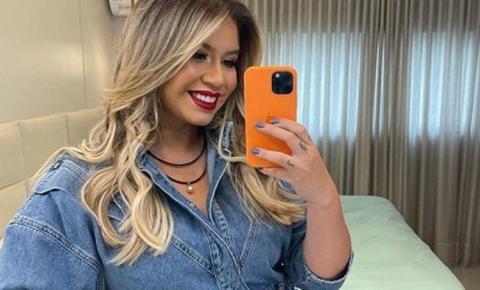 Marília Mendonça dá repaginada no visual após perder 15kg