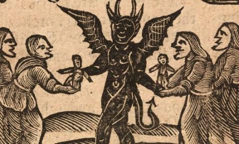 Curiosidades: A invenção da bruxaria no século XV e a descrença das pessoas