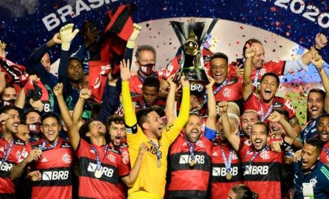 Apesar de derrota para o SP, Flamengo é bicampeão brasileiro