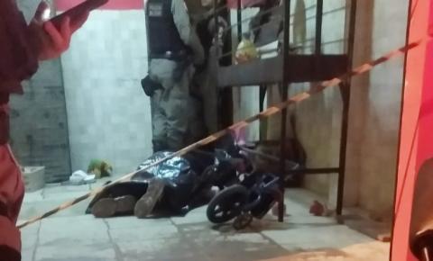 VÍDEO: Assista o momento em que genro mata o sogro, em Arapiraca
