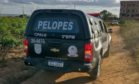 Policial Militar tem carro danificado por vândalo, persegue suspeito e consegue detê-lo