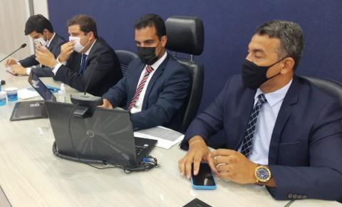 Galba Netto convoca reunião de líderes para articular votação de vetos governamentais