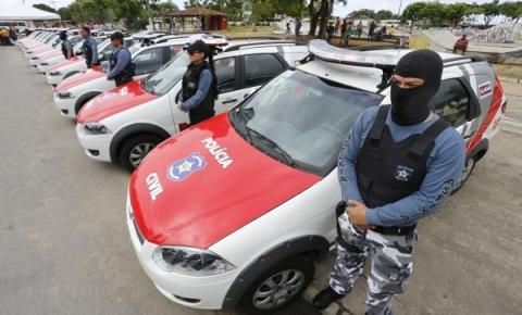 Governo de Alagoas entrega 17 novos veículos blindados à Segurança Pública nesta terça (23)
