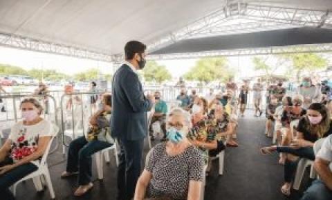 Maceió amplia vacinação para idosos a partir dos 66 anos neste sábado (27)