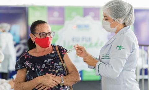 Maceió amplia vacinação para idosos a partir desta quinta-feira (01)