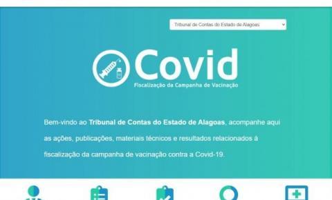 Atenção gestores: TCE/AL disponibiliza questionário para atualizar informações relativas ao enfrentamento da pandemia da Covid-19