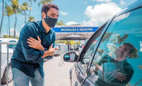 Em Maceió, JHC anuncia criação de Núcleo de Combate à Corrupção