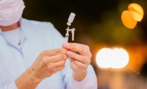 Com 95,2% das doses aplicadas, Maceió segue como a capital com vacinação mais eficiente do Brasil