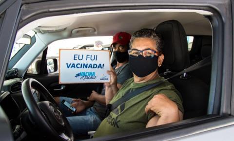 Corujão da Vacina 24h: Estratégia realizada em Maceió é adotada em João Pessoa