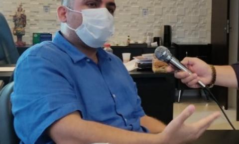 Prefeito Renato Filho (PSC) revela que o maior legado de sua gestão é cuidar das pessoas