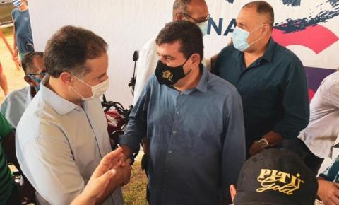 Vereador Aldo Loureiro participa de solenidade de implantação do Parque Linear na Grota do Cigano