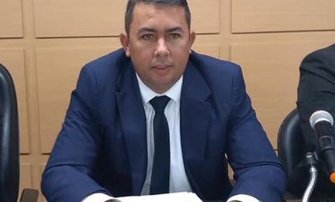 Vereador de Arapiraca Pablo Fênix pode disputar vaga de deputado federal nas eleições de 2022