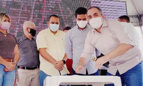 Pilar irá investir cerca de R$ 4 milhões em obras de drenagem, diz prefeito