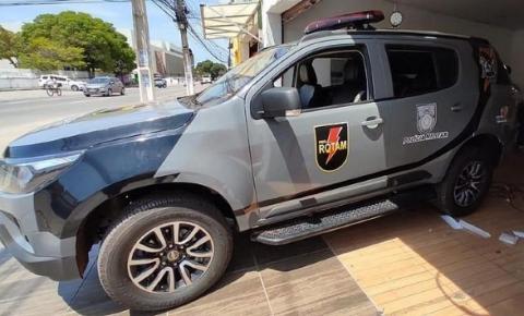 Passageiro de transporte por app é detido com revólver em Petrópolis