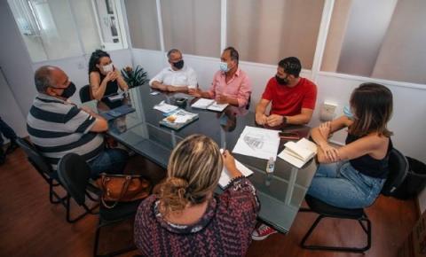 Sedetur e Prefeitura de Coruripe discutem implementação de Central de Comercialização