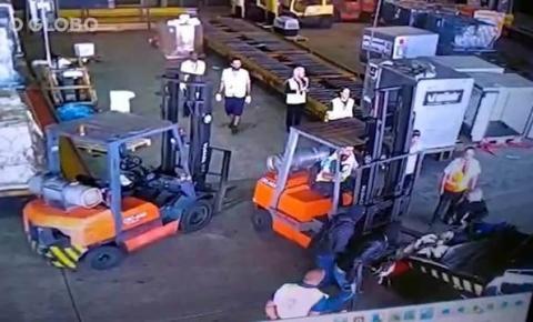 Preso em Alagoas suspeito de roubar R$ 110 milhões em barras de ouro em aeroporto de São Paulo