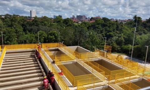 NOVA ESTAÇÃO DE TRATAMENTO DE ESGOTO ESTÁ EM FASE DE TESTE PARA INICIAR OPERAÇÃO EM MACEIÓ