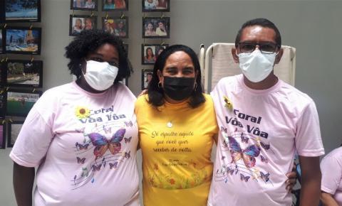 Centros de Atenção Psicossocial (Caps) mudam vidas de usuários em Maceió
