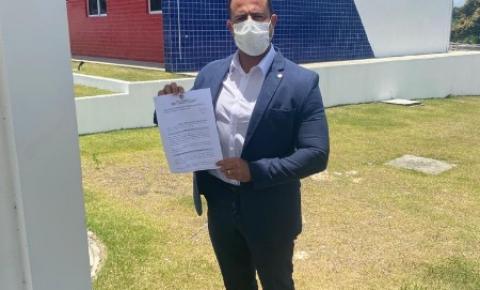 BRK:  Vereador Augusto Granjeiro denuncia descaso com o abastecimento de água em Marechal Deodoro