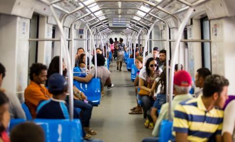 Trens suspendem as atividades em Maceió no feriado de Natal