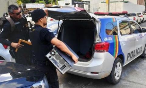 Por desvios de até R$ 10 milhões, operação afasta prefeito, vice-prefeita e vereadores de Itapissuma