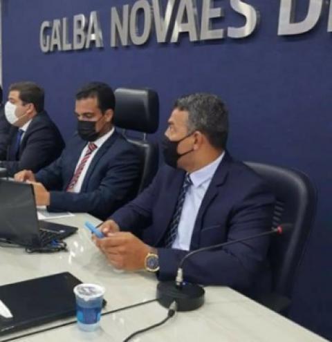 NCIA pede investigação sobre puxadinhos dos gabinetes de vereadores